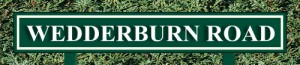 The name was changed to Wedderburn Road in the 1920s